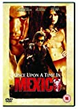 Once Upon A Time In Mexico [Reino Unido] [DVD]