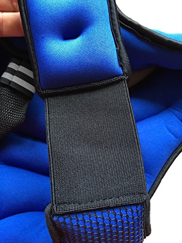 Zoom IMG-3 koolook giubbino zavorrato ergonomico fitness