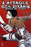 L'Attaque des Titans : Birth of Livaï Edition simple Tome 2