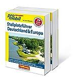 Stellplatzführer Deutschland & Europa 2020/2021: Set mit 2 Bänden (Hallwag Promobil) - promobil