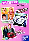 Freaky Friday/Confessions Of A Teenage Dra.../Herbie Fully Loaded [DVD]