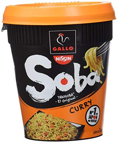 Gallo Soba Curry - 83 gr