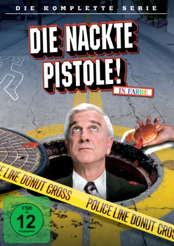 #Die nackte Pistole! – Die komplette Serie#