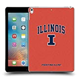Head Case Designs Ufficiale University Of Illinois U Of I Tipo Di Logo Campus Cover Retro Rigida per iPad Pro 10.5 (2017)