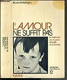Telecharger Livres Le Traitement des troubles affectifs chez l enfant L amour ne suffit pas (PDF,EPUB,MOBI) gratuits en Francaise