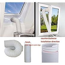 Condizionatore portatile tubo scarico - Condizionatore portatile tubo finestra ...