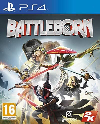 T2 TAKE TWO Battle Born PS4