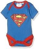 Twins Baby-Jungen Body Superman, Blau (Blau 3502), 62