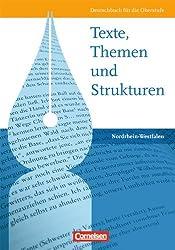 Texte, Themen und Strukturen - Nordrhein-Westfalen: Schülerbuch