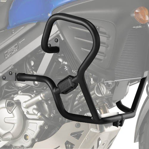 Defensa de motor Givi Suzuki V-Strom 650 04-14 black