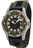 Kahuna Herren-Armbanduhr Analog grün K5V-0003G