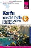 Reise Know-How Korfu und Ionische Inseln - mit 22 Wanderungen. Mit Paxos, Lefkáda, Kefaloniá, Itháki, Zákynthos: Reiseführer für individuelles Entdecken - Margret van Blokland