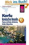 Reise Know-How Korfu und Ionische Ins...