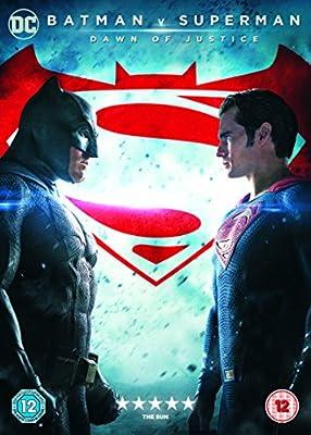 Batman v Superman: Dawn of Justice [Includes Digital Download] [DVD] [2016]