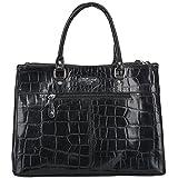 Ashwood Leather , Sac à main porté au dos pour femme noir noir