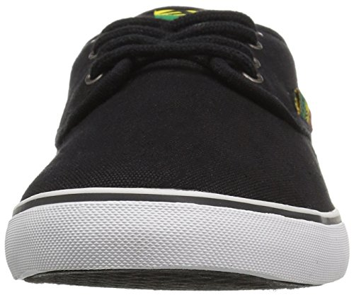 Emerica Wino Cruiser, Chaussures de skateboard homme BLACK/WHITE/GREEN