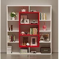 Amazon.it: Librerie - Soggiorno: Casa e cucina