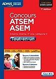 Concours ATSEM et ASEM - Catégorie C - Tout-en-un - Concours 2017-2018