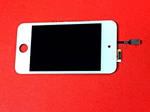 Display-Einheit (Frontscheibe, LCD, Touchscreen) für iPod Touch 4G weiß