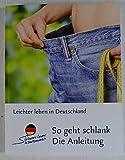 So geht schlank - die Anleitung von Leichter leben in Deutschland