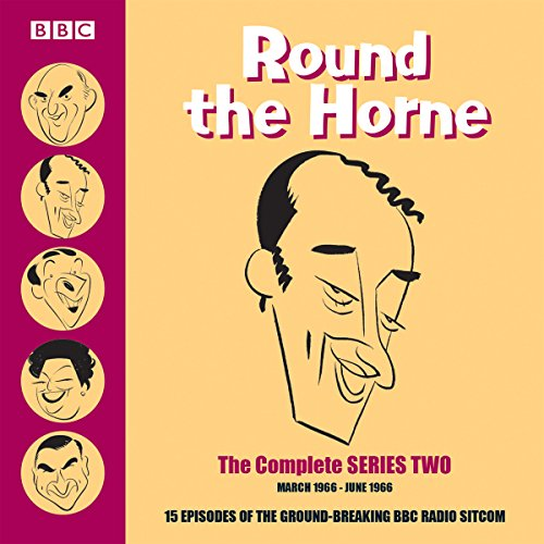 Round the Horne: Complete Series 2