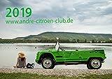 Citroen - Calendario 2019, DIN A3