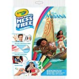 Crayola 75 – 2490.0054 Moana color Wonder Bumper Pack