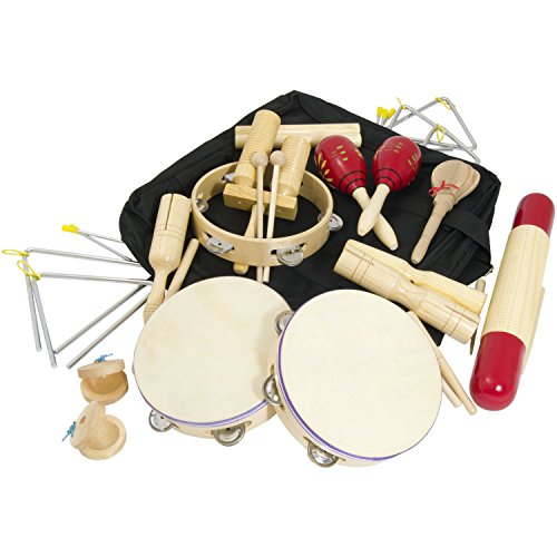 Tiger Classroom Pack Percussion Set