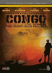 Congo The Grand Inga Project Kayak DVD