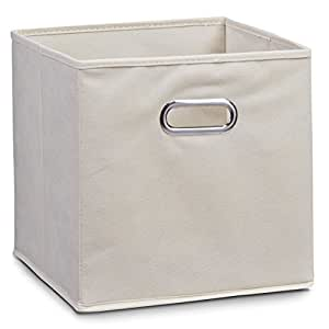 Collapsible storage box ideal for ikea kallax expedit for Large toy box ikea