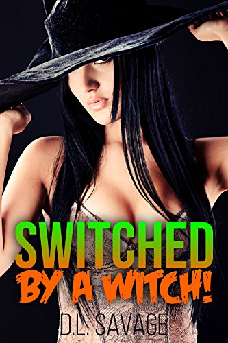 Switched by a Witch!: Halloween Genderswap Erotica (English (Halloween Dressing Cross)