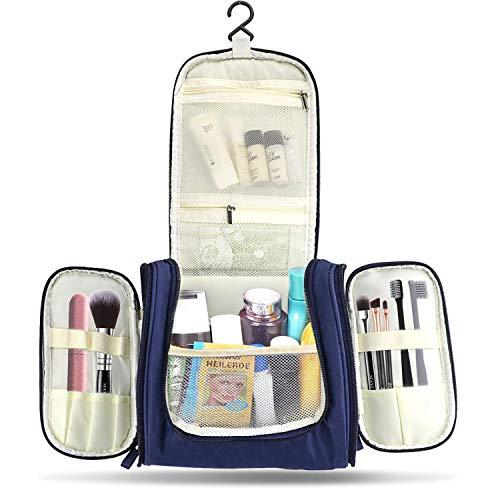 GikPal Multifunktionale Reise Kulturbeutel Extra große Make-up Veranstalter Wasserdicht Dusche Waschbeutel Reise Kit Pflege Kit Kosmetikkoffer (Reise-dusche Veranstalter)