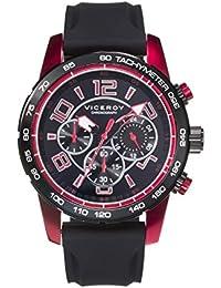 Amazon.es  Rojo - Relojes de pulsera   Hombre  Relojes 76bb38567185
