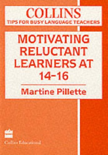Motivating Reluctant Learners at 14-16