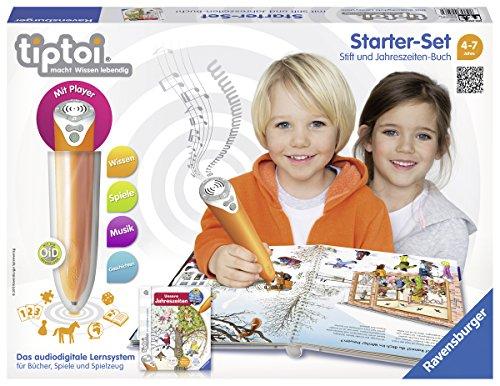 Ravensburger 00506 - Tiptoi Starter-Set mit Stift und Buch