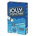 Jolly Rancher Blue Raspberry Singles to Go 6 Sachet Drink Mix 18.4g