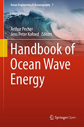 Handbook of Ocean Wave Energy (Ocean Engineering & Oceanography 7) (English Edition) -
