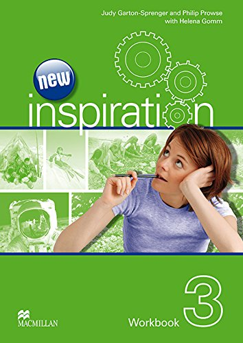 NEW INSPIRATION 3 Wb - 9780230412569