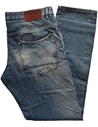 Timberland Men's Sargent LK Selvage Denim, Fit Slim, A15CD-B72, W 40 L 34