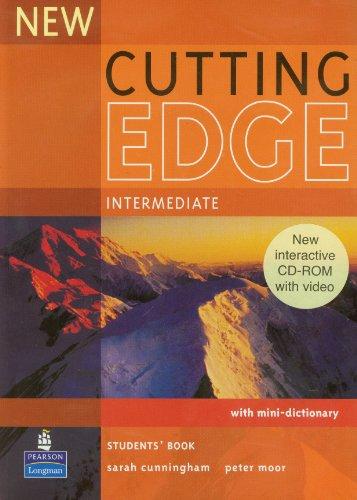 New Cutting Edge. Intermediate. Students' Book (+ CD)