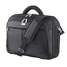 Trust Sydney Sacoche Ordinateur portable 17.3 pouces pour pc - Noir