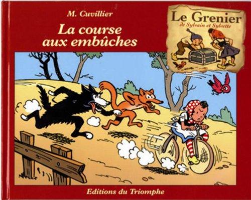 Sylvain et Sylvette Grenier G05 - La course aux embûches