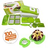 #3: nicer slicer plus original 12 cutting blade with apple cutter