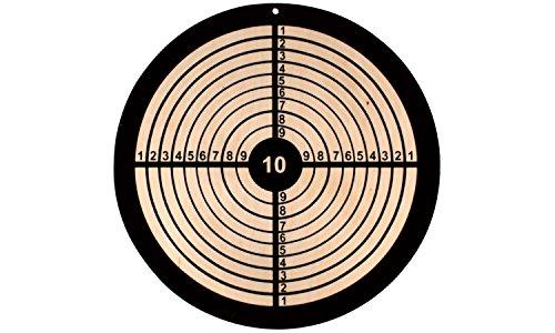 Erlebnis-Mittelalter - Zielscheiben (Holz-Zielscheibe rund)