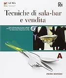 Tecniche di sala-bar e vendita. Con quaderno delle competenze. Per gli Ist. professionali. Con e-book. Con espansione online: 1
