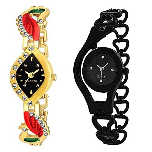 Xforia Girls Watch New Collection Red Pu Analog Watches for Ladies Discount