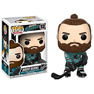 Funko Pop NHL Figura de vinilo Bret Burns Home Jersey 21348