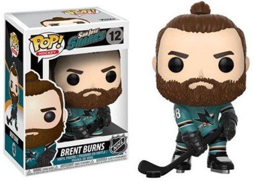 Funko Pop NHL Figura de vinilo Bret Burns Home Jersey 21348