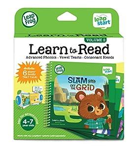 LeapFrog 489803 - Caja de Aprendizaje Interactivo (Nivel 3, aprende a Leer)