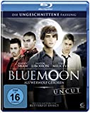DVD Cover 'Blue Moon - Als Werwolf geboren (Uncut Edition) [Blu-ray]